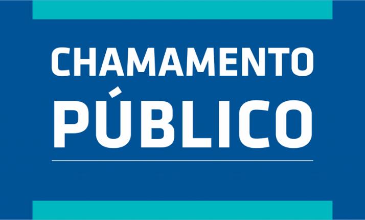 Edital de Chamamento Público – Lei Aldir Blanc